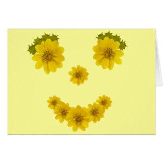 Bright Eyed Smile Card
