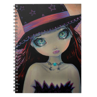 Bright Eyed Witch Notebooks