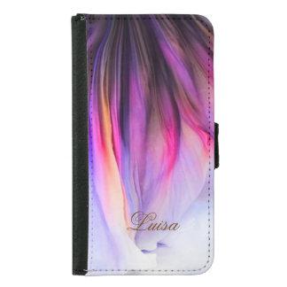 Bright fantasy samsung galaxy s5 wallet case