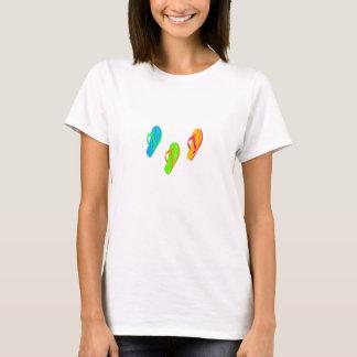 bright flipflop T-Shirt