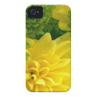 Bright floral Case-Mate iPhone 4 cases