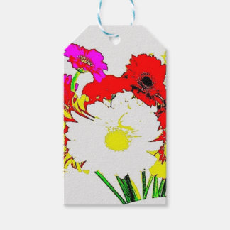 Bright Floral - Gift Tags
