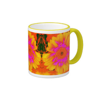 Bright Floral Mug