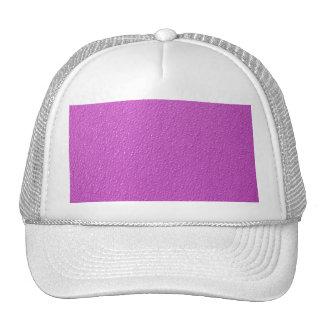 Bright Fuchsia  Neon Trendy Colors Mesh Hat