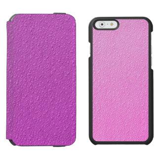 Bright Fuchsia  Neon Trendy Colors Incipio Watson™ iPhone 6 Wallet Case