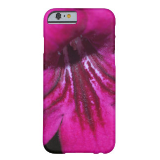 Bright fuchsia primrose macro barely there iPhone 6 case