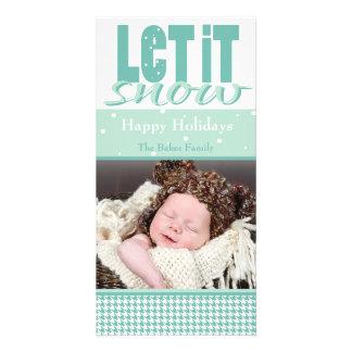 Bright Fun Customizable Holiday Card Photo Cards