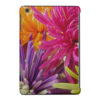 bright fun flowers abstract happy colorful summer iPad mini case
