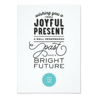 Bright Future Flat Card