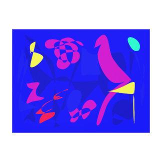 Bright Gallery Wrap Canvas