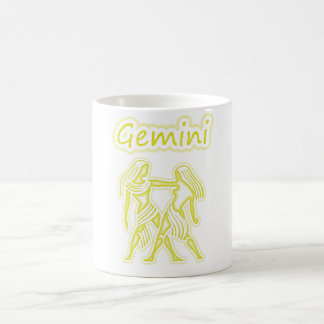 Bright Gemini Coffee Mug