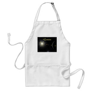Bright Gemini Standard Apron
