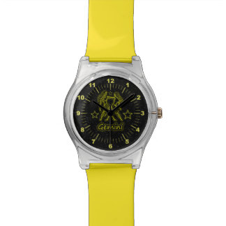 Bright Gemini Watch