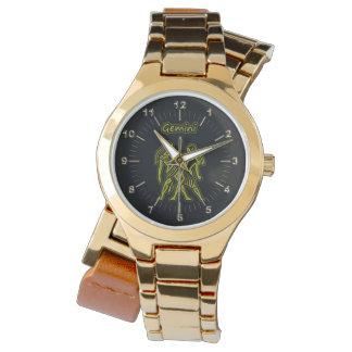 Bright Gemini Watch