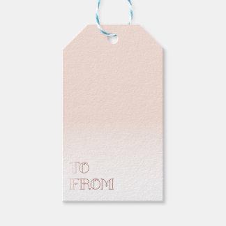 BRIGHT GEMSTONE gift tags