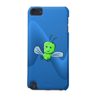 Bright Green Bug Flying Insect iPod Touch (5th Generation) Cover