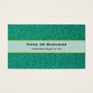 Bright Green Faux Glitter Texture