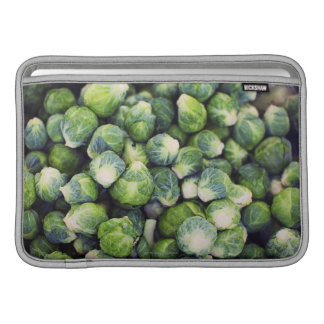 Bright Green Fresh Brussels Sprouts Sleeve For MacBook Air