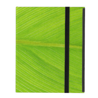 bright green fresh leaf covers for iPad