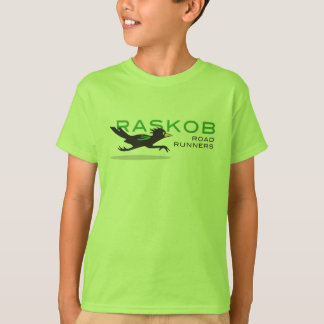Bright green spirit shirt