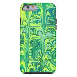 Bright Green Tough iPhone 6 Case