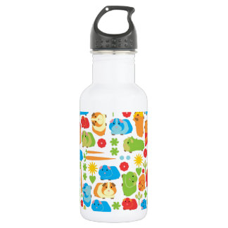 Bright Guinea Pig Patch 532 Ml Water Bottle