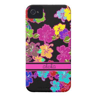 Bright Hibiscus Case-Mate ID™ Apple 4/4S Cover