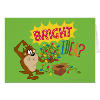 Bright Idea Greeting Card