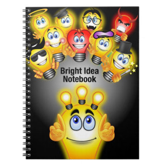 Bright Idea Notebook