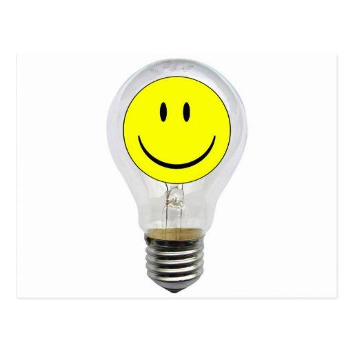 BRIGHT IDEA POSTCARDS