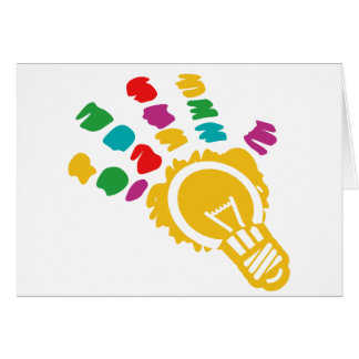 bright ideas greeting cards