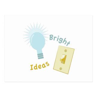Bright Ideas Postcard