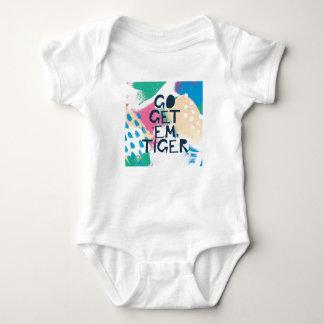 Bright Inspiration II | Go Get 'Em Tiger Baby Bodysuit