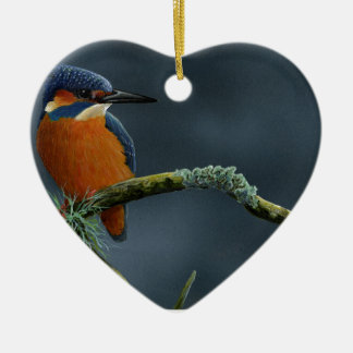 Bright Kingfisher gifts Christmas Ornament