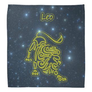 Bright Leo Bandana