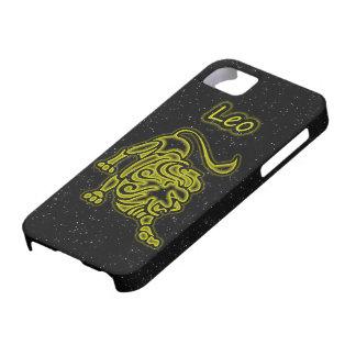 Bright Leo iPhone 5 Case