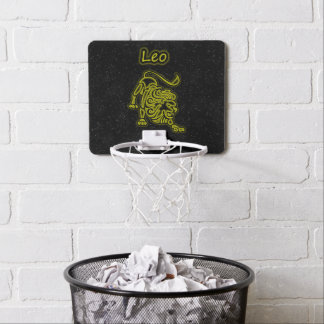 Bright Leo Mini Basketball Hoop