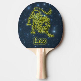 Bright Leo Ping Pong Paddle