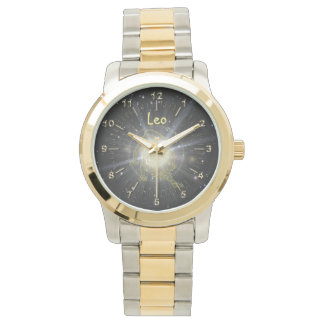 Bright Leo Watch