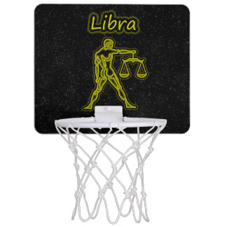 Bright Libra Mini Basketball Hoop