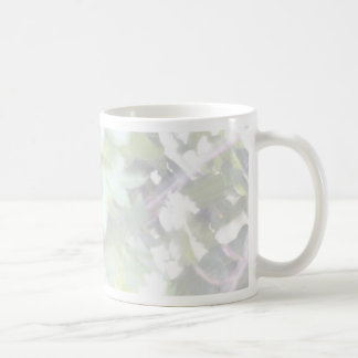 Bright Light Leaves in the Sun Coffee Mugs
