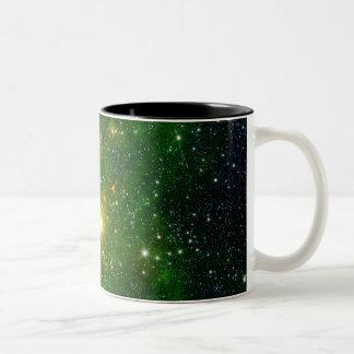 Bright Lights Two-Tone Mug