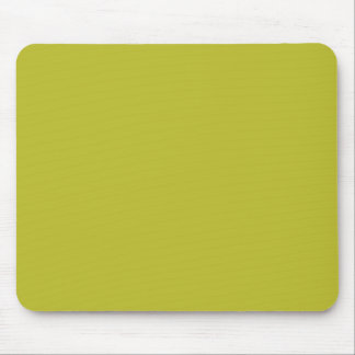 Bright Lime Green Color Trend Blank Template Mouse Pad