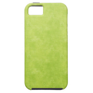 Bright lime green iPhone 5 case