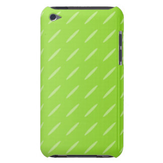 Bright Lime Green Patterned Background Design. iPod Touch Cases