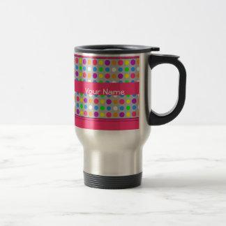 Bright little Dots mug