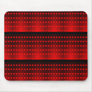 Bright Little Hearts Mouse Pad