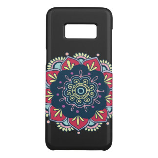 Bright Mandala Pattern Case-Mate Samsung Galaxy S8 Case