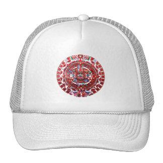 Bright Mayan Calender Trucker Hat
