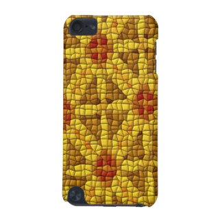 Bright mosaic colored pattern iPod touch 5G covers